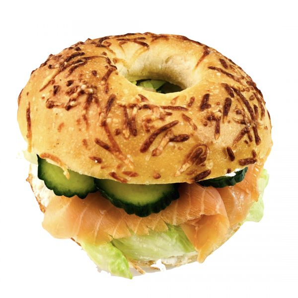 BAGEL SAUMON